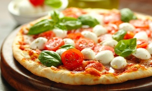 Inzillo's Pizzeria & Restaurant: Italian Food at Inzillo's Pizzeria & Restaurant (Up to 50% Off). Two Options Available.