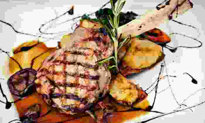 Storms Restaurant - Downtown: Three-Course Italian Dinner for Two or Four at Storms Restaurant (Up to 61% Off)