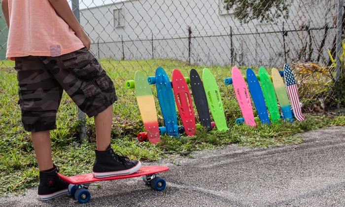 22 Skateboards