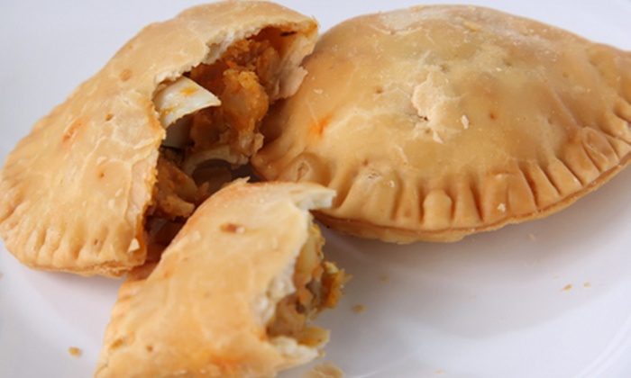 Claudia's Pastes & Empanadas - North Central: One or Two Dozen Empanadas at Claudia's Pastes & Empanadas (Up to 44% Off)