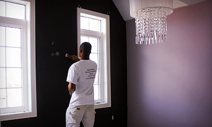 Perfect Painter - Dixie: $199 for 7.5 Hours of Home-Renovation Services from Perfect Painter ($399 Value)