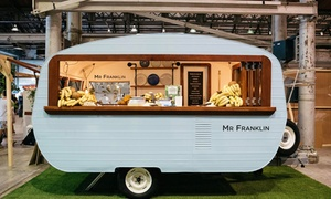Pink Lemonade Events: $699 for 4-Hour Vintage Caravan Bar Hire, or $899 to Include Staff with Pink Lemonade Events (Up to $1,700 Value)