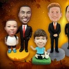 Custom Bobbleheads from BigBobble