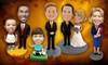 BigBobble.com: Individual or Couple Custom Bobbleheads from BigBobble for $48.99–$119.99