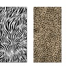 "30""x60"" Animal-Print Cotton Beach Towels"