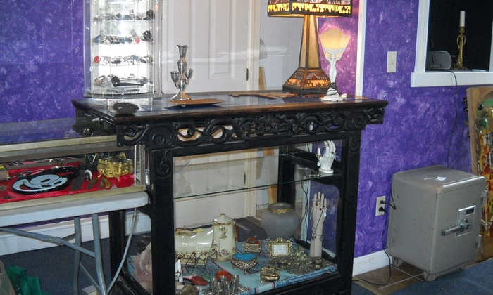 The Dusty Beagle - Hudson: $6 for $10 Worth of Antiques — The Dusty Beagle Antiques