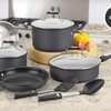 Stainless-Steel or Hard-Anodized Cuisinart Pro 10-Piece Cookware Set