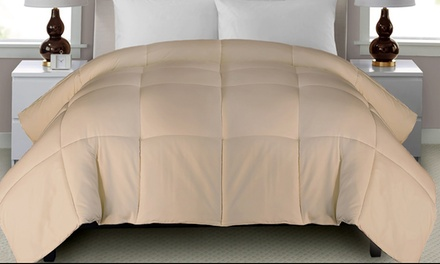 Royal Luxe Down-Alternative Comforter. Limited Time Pricing.