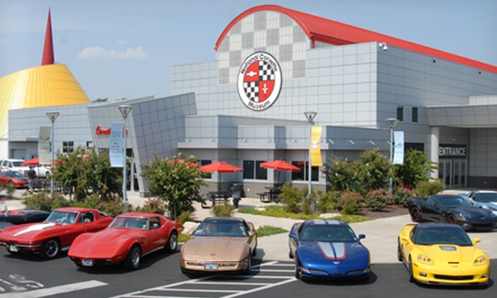 National Corvette Museum - Bowling Green: Visit for Two or Four to the National Corvette Museum (Up to 53% Off)