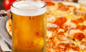 The Pizza Place: $13 for $20 Worth of Pizzeria and Italian Food at The Pizza Place