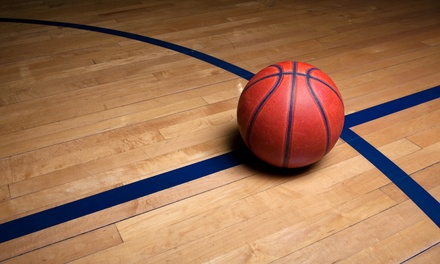 One-Day Camp for One or Two on June 13, July 18, or July 21 at Five-Star Basketball (Up to 55% Off)