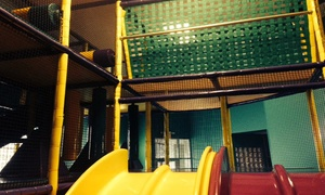 Jungle-Maze Packages for Two or Four at Park Lanes Family Entertainment Center (Up to 46% Off)