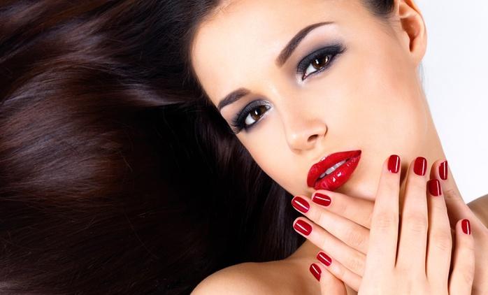 Curso de automaquillaje y ojos ahumados para 1 o 2 desde 19,90 € en Eme Make up