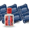 Swiss Navy Latex Condom 24-Pack and Silicone Lubricant Bundle