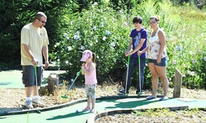 Trailside: Four Rounds of Miniature Golf at Trailside Inn (50% Off)