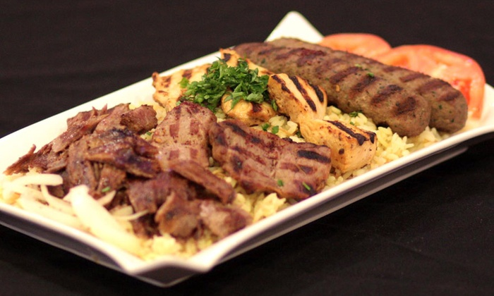 Salam - Salam Restaurant: $6 for $9 Worth of Middle Eastern Weekday Lunch at Salam Restaurant