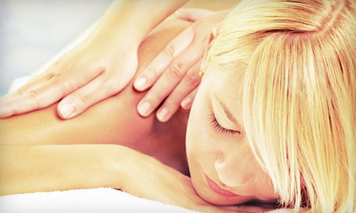 Ancient Arts Healing Center - Hamilton: $30 for a 60-Minute Candy-Cane Massage at Ancient Arts Healing Center ($65 Value)