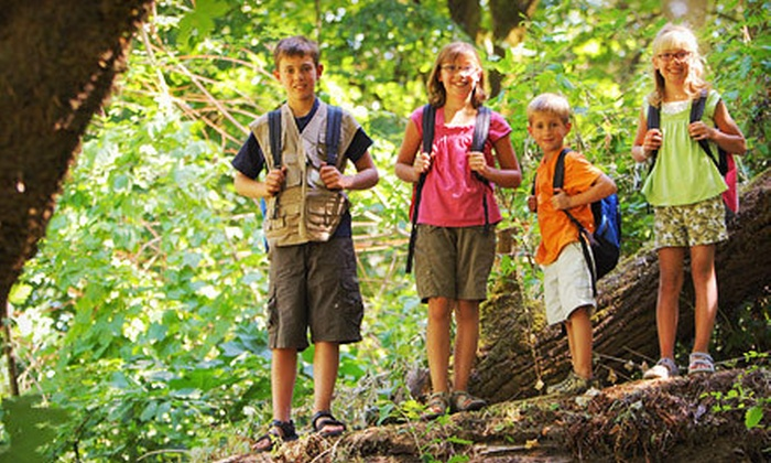 Jordan Lake Environment Education - Raleigh / Durham: $99 for a Five-Day Kids' Nature Camp from Jordan Lake Environment Education in Apex ($400 Value)