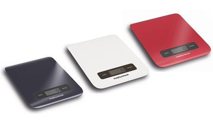 Morphy Richards Accents Electronic Kitchen Scale for £15.98