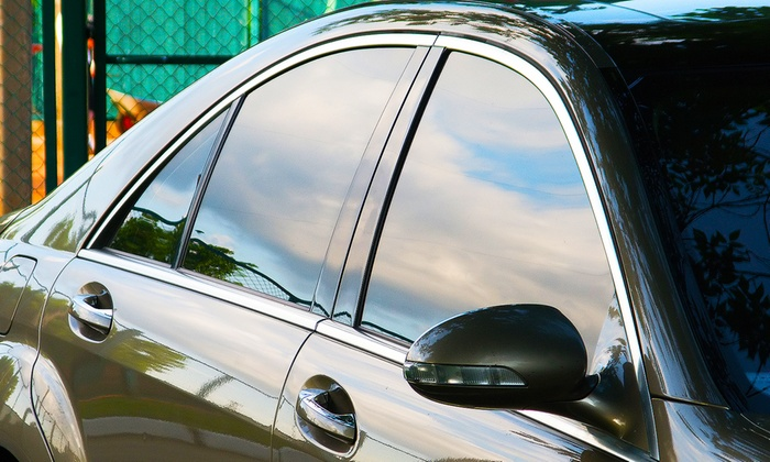 Tint Ur Ride - Tint Ur Ride: Window Tinting for $99 on a Ute, or $419 for a Super Car Window Tinting Package at Tint Ur Ride (Up to $899 Value)