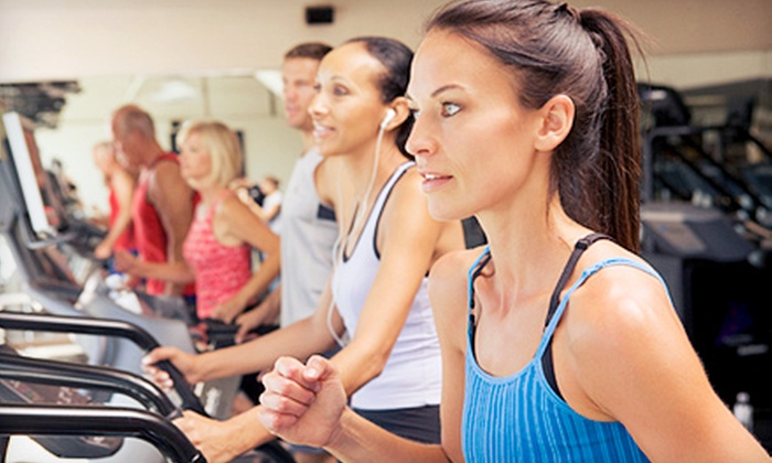 Genesis Health Club - Multiple Locations: $20 for Six-Week Membership with Two Training Sessions and Unlimited Tanning at Genesis Health Club ($220 Value)