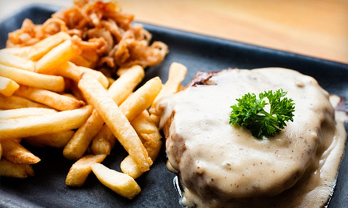 Clementine's Restaurant - Champions West: $15 for $30 Worth of Fine American Cuisine at Clementine's Restaurant