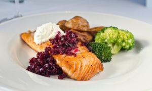 Go Fish: $29 for $50 Towards Lunch, Dinner & Drinks at Go Fish