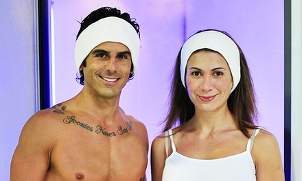 $22 for a Pampered Cryotherapy Package with a Hydromassage at US Cryotherapy ($45 Value)