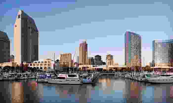 null - San Diego: Stay at Porto Vista Hotel in San Diego