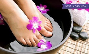 RYSE Wellness Clinic & Spa: Detox Packages with Pedicure, Detox Tea, and Meal Plan at RYSE Wellness Clinic & Spa (Up to 65% Off)