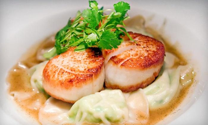 Maru - Valencia: $25 for $50 Worth of Modern French-Japanese Cuisine at Maru in Valencia