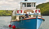 Scenic Cornwall River Cruise Between Truro and Falmouth for Two with Enterprise Boats (50% Off)