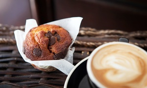 Paciugo Gelato & Caffè: $12 for Four Groupons, Each Good for $5 Worth of Beverages and Pastries at Paciugo Gelato & Caffè  ($20 Value)