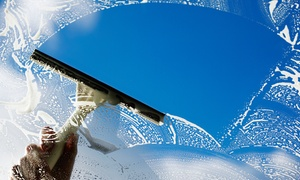 Complete Home Services LLC: Cleaning for Up to 25 or 20 Windows from Complete Home Services (Up to 54% Off). Two Options Available.