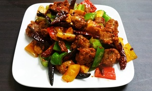 The Garden Windsor: Vegetarian Asian Food at The Garden Windsor (Up to 50% Off). Three Options Available.