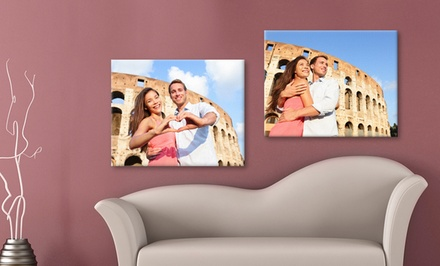 One or Two Gallery-Wrapped Canvas Prints from Picture It On Canvas (Up to 90% Off). Five Options Available.