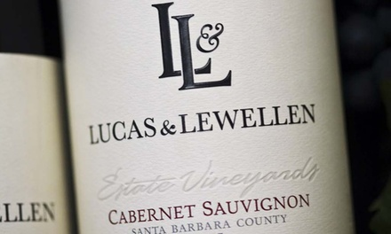 Wine Tasting for Two, Four, or 20 at Lucas & Lewellen Vineyards and Winery (Up to 50% Off)