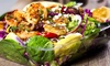 Pita Q - La Riviera: Mediterranean Food at Pita Q (Up to 40% Of). Two Options Available.