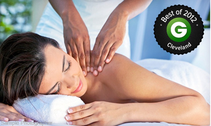 Europa by Sasha Salon & Spa - Beachwood: 30-, 60-, or 90-Minute Therapeutic Massage at Europa by Sasha Salon & Spa (Up to 54% Off)
