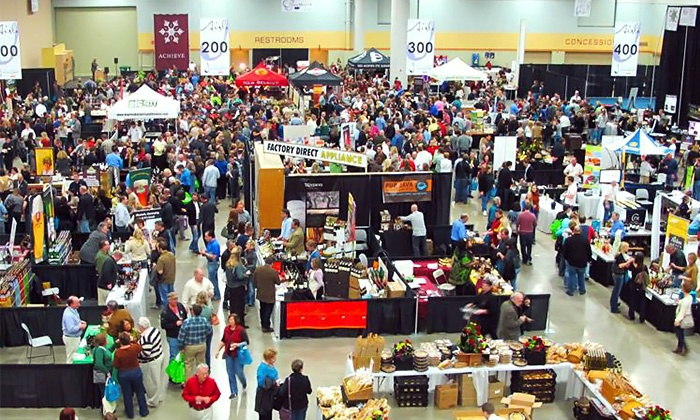 Iowa's Premier Beer, Wine, and Food Expo - Iowa Events Center: Iowa's Premier Beer, Wine, and Food Expo Presented by Hy-Vee at Iowa Events Center on November 7–8 (Up to 50% Off)