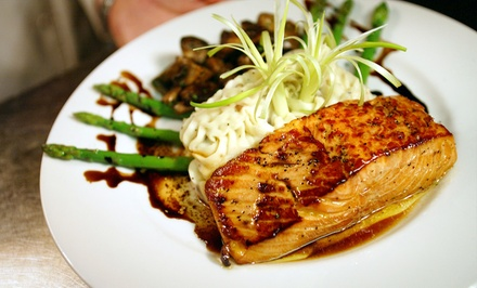 Four-Course Chef's Lunch for Two, or $32 for $56 Worth of New American Dinner Food at The Classic Cafe
