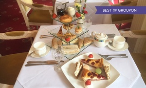 Raffles: Afternoon Tea For Two, Four or Six from £16 at Raffles