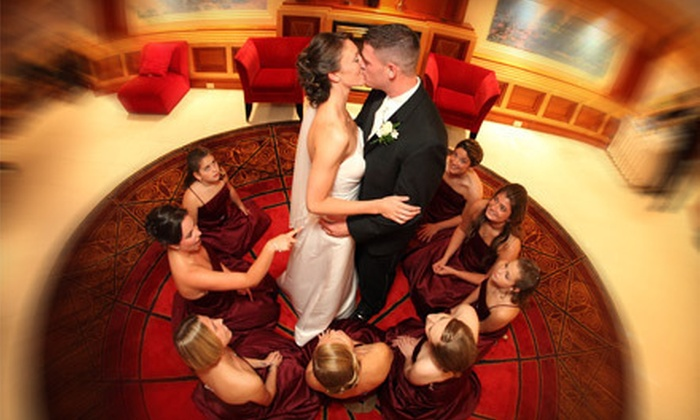 Eye Glamour Photography - Piscataway: $499 for Wedding Package with Up to Two-Hour Engagement Session from Eye Glamour Photography ($1,150 Value)