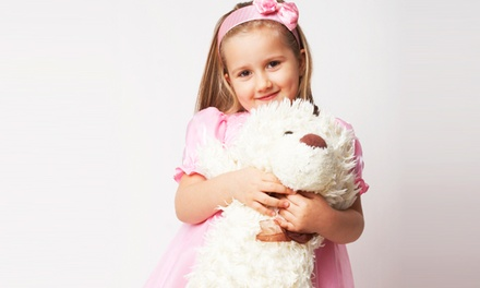Make-Your-Own Stuffed Animal for 1, 2, or Up to 10 at Pretty Paws Factory (Up to 55% Off)