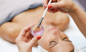 Sarina Beauté: One or Two Facials with Optional Back Treatment at Sarina Beauté (Up to 54% Off)