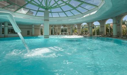 Accès spa, option gym-piscine, bain hydromodelant,enveloppementougommage et modelagedès 22€ à Thalasso les Issambres