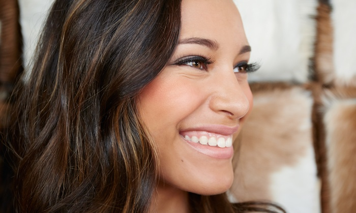 About You Beauty - Southwest Carrollton: Full Set of Eyelash Extensions at About You Beauty (50% Off)