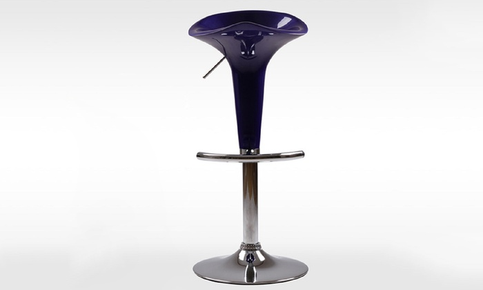 Sgabello da bar di design groupon goods