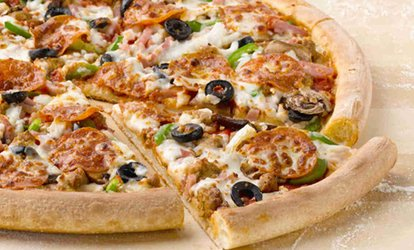 Pizza at Papa John's (Up to 43% Off). Two Options Available.