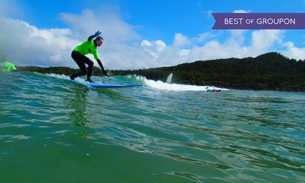 One-Day Surfboard and Gear Rental for One or Two at Live To Surf (Up to 61% Off)